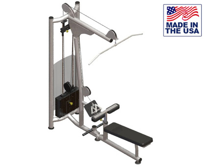 Lat Pulldown/Low Row