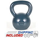 16 KG Blue Series Gravity Casted Kettlebell