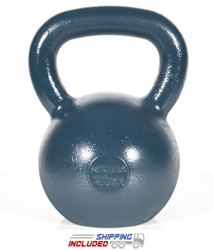 20 KG Blue Series Gravity Casted Kettlebell