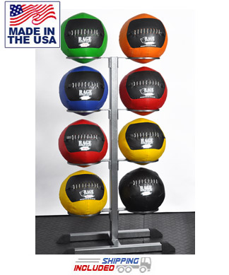 Soft Cover Medicine 8 Ball Rack