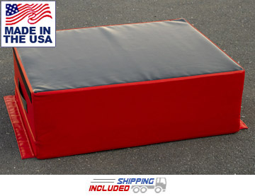 "12"" Soft Impact Stacking Plyo Box"
