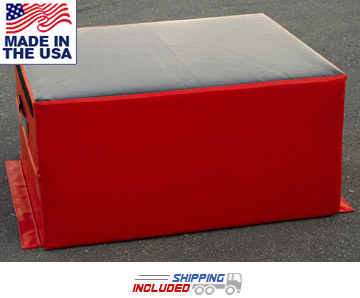 "18"" Soft Impact Stacking Plyo Box"