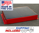 "6"" Soft Impact Stacking Plyo Box"