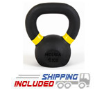 V4 Gravity Cast Iron Kettlebell Sets in Kilograms