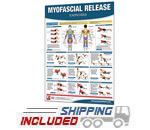 Productive Fitness Therapeutic Exercise Chart for Myofascial Release