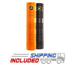 "RAGE The GRID Original by Trigger Point - 13"" Therapeutic Foam Roller"