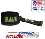 RAGE Wrist Wraps with Thumb Loop (Pair)