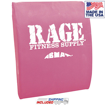 RAGE Fitness CF-AB000/P Pink Ribbon Edition AbMat Abdominal Trainer