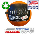 Rage Fitness 2 lb. USA Made Kids Junior Size Medicine Balls