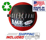 "4 lb. RAGE 10"" USA-Made junior Medicine Ball"