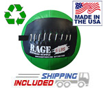 Rage Fitness 6 lb. USA Made Kids Junior Size Medicine Balls