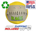 "4 lb. RAGE 14"" USA-Made Medicine Ball"