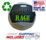"6 lb. RAGE 14"" USA-Made Medicine Ball"