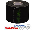 RAGE Muscle Tape - Kinesiology Tape - Single Roll