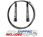 RAGE Fitness CF-R100C USA-Made R1 Cable Speed Rope