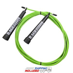 RAGE Fitness CF-RI000/S RAGE USA-Made R2 Training Jump Rope