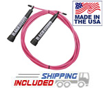 RAGE USA-Made R2 Training Jump Rope