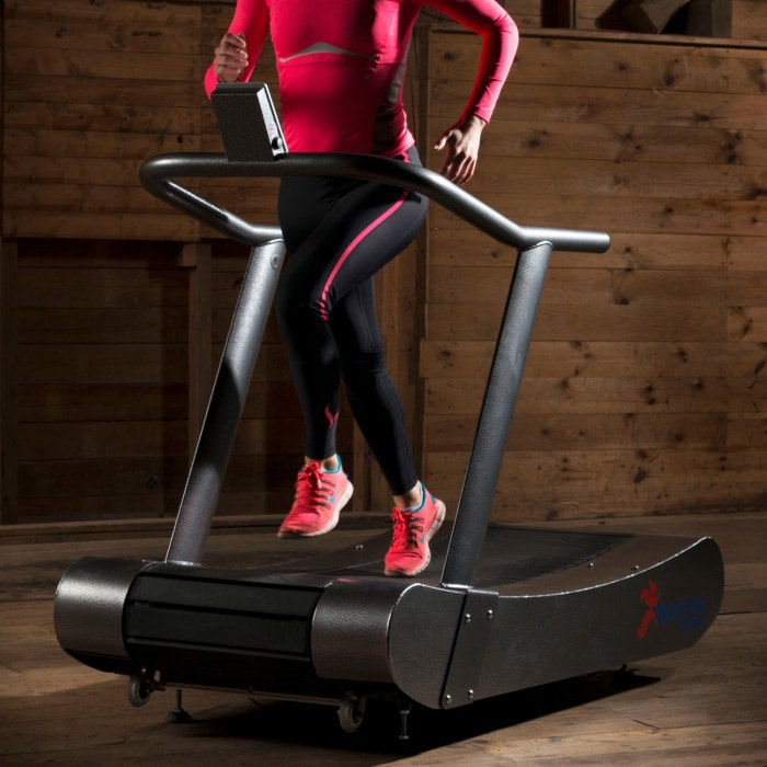 TrueForm Runner Low Rider Treadmill with Low Handrails