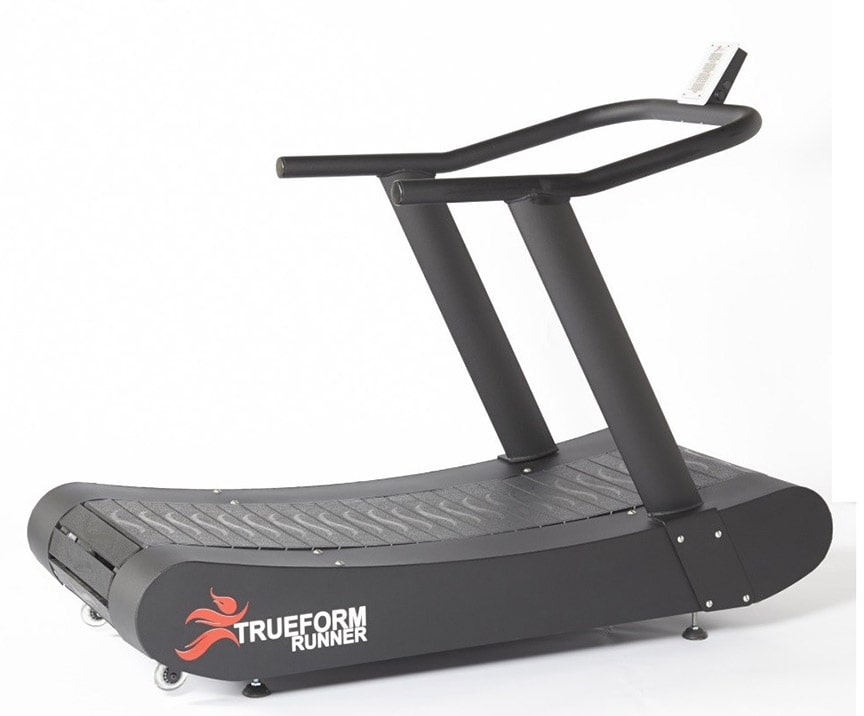 TrueForm Runner Low Rider Treadmill with Compact Design