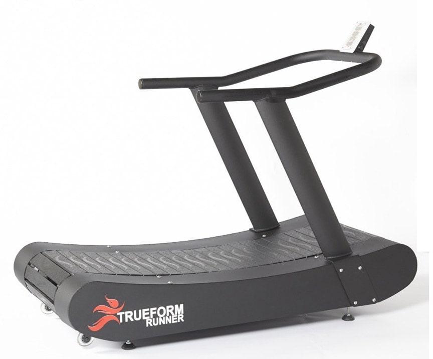 Trueform Runner Non Motorized Curved Treadmill Samsara