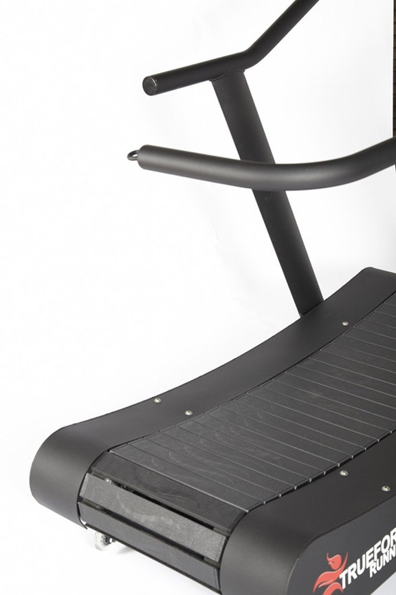 TrueForm Runner Performance Treadmill with Wrap Around Handrail and Tether