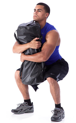 Burly Sandbag