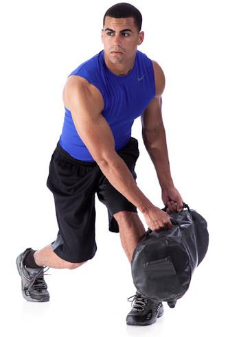 Strength Sandbag Package