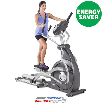 Spirit Fitness CE800 Commercial Elliptical Trainer on GSA Contract