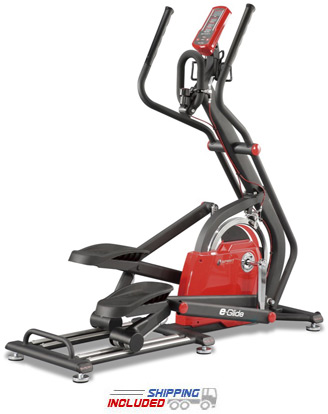 Spirit Fitness CG800 Commercial E-Glide Trainer Elliptical