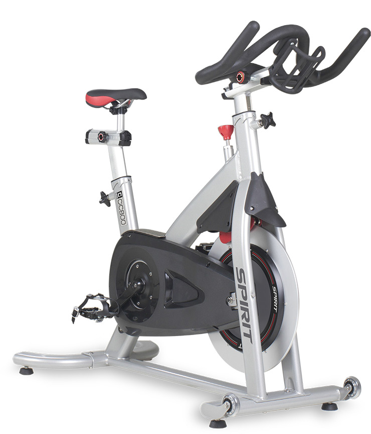 True Elliptical Company: Spirit Fitness CIC800 Commercial Indoor Cycle