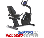 XTERRA Fitness Residential Recumbent Fitness Bike