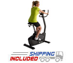 XTERRA Fitness Residential Upright Fitness Bike