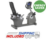 Spirit Fitness XBR95 Light Commercial Recumbent Fitness Bike