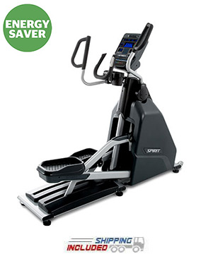 Spirit Fitness CE900 Commercial Elliptical for Club Use and GSA Purchase
