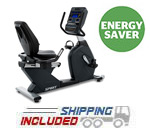 Spirit Fitness CR900 Commercial Upright Recumbent Bike on GSA Schedule
