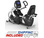 Spirit Fitness CRS800 Commercial Recumbent Cross Trainer