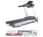 Spirit Fitness CT800 Commercial Treadmill with 0-15% Incline