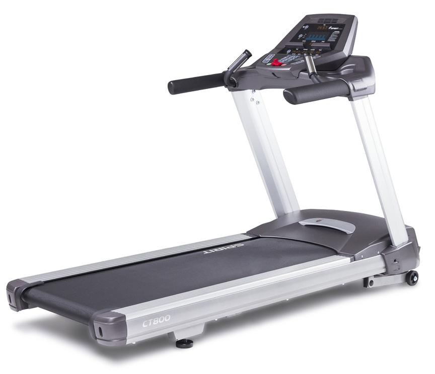 True Elliptical Company: Commercial Treadmill -- Spirit Fitness (CT800