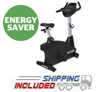 Spirit Fitness CU800 Commercial Upright Fitness Bike on GSA & CMAS Contract