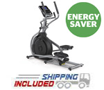 Spirit Fitness XE795 Light Commercial Elliptical Trainer