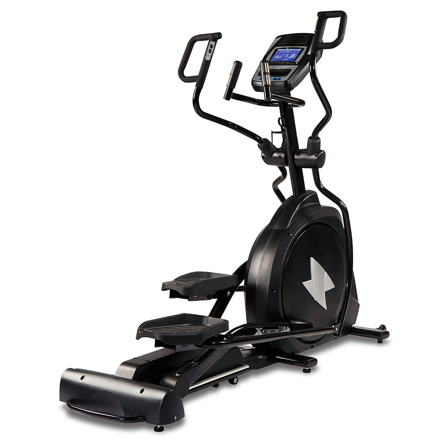 Life Fitness Treadmill Replace Emergency Stop Switch: XTERRA Fitness FS5.8e Free Style Elliptical Cross-Trainer