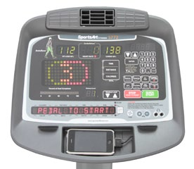 S772 Pinnacle Trainer Club Series Console