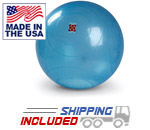 BOSU 65cm Ballast Ball For Stability Training