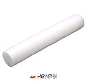 Spri Soft White Foam Rollers