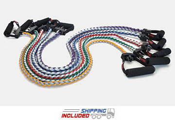 Spri Braided Xertube Exercise Tubing