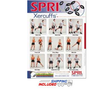 Xercuffs® Wall Chart