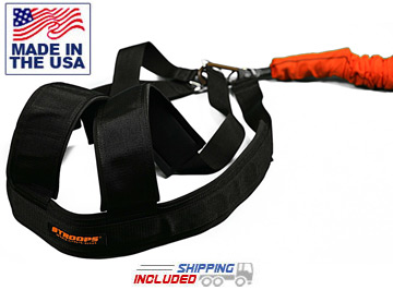 P2.0 Basic H Padded Shoulder Harness