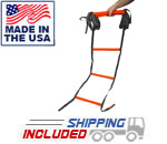 15' Rigid Rung Ladder
