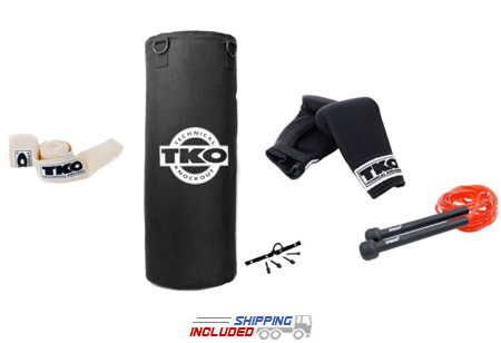 TKO Boxing Holiday Special