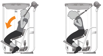 Abdominal Machine Exercises